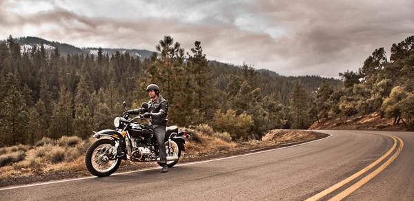 Husk forsikringen, inden motorcyklen luftes